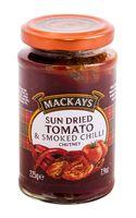 """Чатни томатный """"Mackays. С вялеными помидорами и перцем чили"""" (225 г)"""