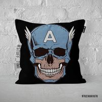 "Подушка ""Капитан Америка"" (арт. 1070)"