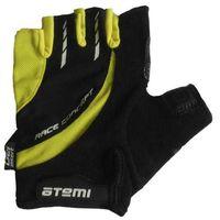 Перчатки велосипедные AGC-03 (L; жёлтые)