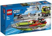 """LEGO City """"Транспортировщик скоростных катеров"""""""