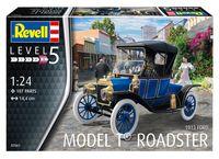 """Сборная модель """"Автомобиль Ford Model T Roadster"""" (масштаб: 1/24)"""