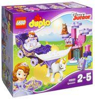 """LEGO Duplo """"Волшебная карета Софии Прекрасной"""""""
