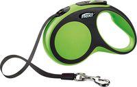 """Поводок-рулетка для собак """"New Comfort"""" (зеленый, размер S, до 15 кг/5 м)"""