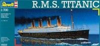 "Пароход ""Титаник / R.M.S. Titanic"" (масштаб: 1/700)"