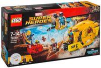 "LEGO Super Heroes ""Месть Аиши"""