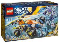 "LEGO Nexo Knights ""Вездеход Аарона 4х4"""