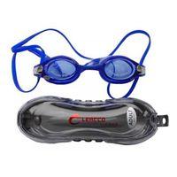 Очки для плавания (-5,0; синие)