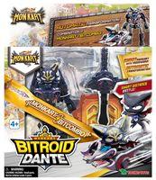 "Робот-трансформер ""Monkart. Bitroid Dante"""