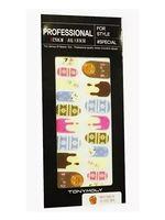"""Наклейки для дизайна ногтей """"Professional Design Nail Patch"""" №10"""