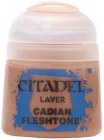 """Краска акриловая """"Citadel Layer"""" (cadian fleshtone; 12 мл)"""