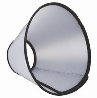 """Воротник защитный на липучке для собак """"Velcro"""" (размер L, 44-53 см/22 см; арт. 19515)"""