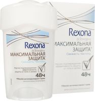 """Дезодорант-антиперспирант Rexona """"Максимальная защита. Свежесть чистоты"""" (стик; 45 мл)"""