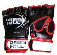 Перчатки MMA-0056 (M; чёрные)