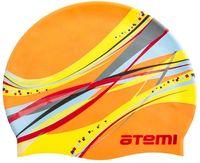 Шапочка для плавания PSC303 (оранжевая)