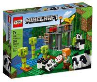 "LEGO Minecraft ""Питомник панд"""