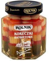 """Овощи маринованные """"Rolnik. Ассорти банкетное"""" (320 мл)"""