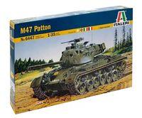 "Танк ""M-47 PATTON"" (масштаб: 1/35)"