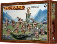 "Набор миниатюр ""Warhammer FB. Dwarf Hammerers"" (84-07)"