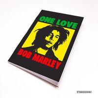 """Блокнот """"Боб Марли"""" (А7; арт. 061)"""