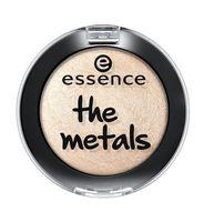 "Тени для век ""The metals"" (тон: 07, vanilla brilliance)"