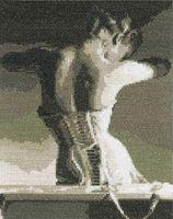 "Вышивка крестом ""Корсет"" (190х240 мм)"