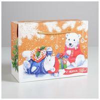 """Подарочная коробка """"С Новым годом!"""" (арт. 3425087)"""