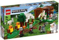 "LEGO Minecraft ""Аванпост разбойников"""