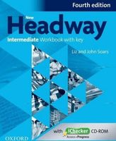 New Headway. Intermediate. Workbook with Key (+ CD)