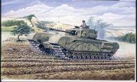 """Тяжелый танк """"Churchill MK IV"""" (масштаб: 1/72)"""