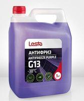 Антифриз Lesta G13 (5 кг; фиолетовый)