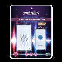 Звонок дверной, беспроводной SmartBuy с цифр. код., IP44 (SBE-11-DP3-32)