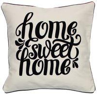 "Подушка ""Home, sweet home"" (40x40 см; арт. 00-167)"