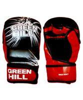 Перчатки MMA-0067 (L; чёрно-красные)