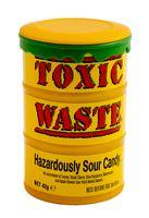 "Леденцы ""Toxic Waste. Yellow. Ассорти"" (42 г)"