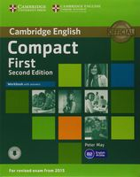 Compact First. B2. Workbook with Answers (+ CD)
