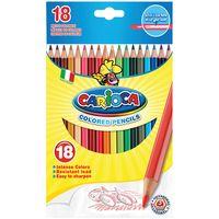 """Набор карандашей цветных """"Carioca"""" (18 цветов)"""