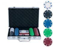 Набор для покера (200 фишек; арт. bez200)