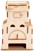 """Заготовка деревянная """"Чайный домик. Печь"""" (90х85х200 мм)"""