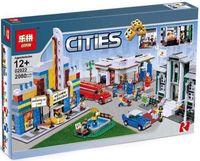 "Конструктор Cities ""Ретро-городок"""