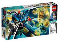 "LEGO Hidden Side ""Трюковый самолёт Эль-Фуэго"""