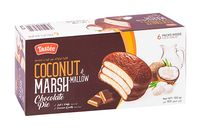 """Пирожное """"Marshmallow Chocolate Pie. Coconut"""" (150 г)"""