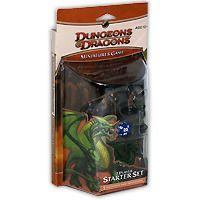 "Стартовый набор миниатюр ""Dungeons and Dragons Miniatures. Dungeons of Dread"""