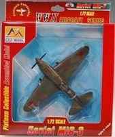 """Самолет """"МиГ-3, 7-й ИАП, 1941 г."""" (масштаб: 1/72)"""