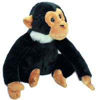 "Мягкая интерактивная игрушка ""Wiki Zoo. Обезьяна"" (арт. 9939/WZ)"