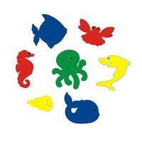 """Набор игрушек для купания """"Подводный мир"""" (7 шт.)"""