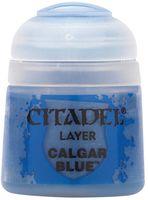 """Краска акриловая """"Citadel Layer"""" (calgar blue; 12 мл)"""