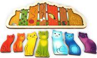 "Рамка-вкладыш ""Разноцветные котята"""
