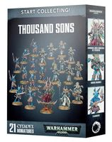 Warhammer 40.000. Thousand Sons. Start Collecting (70-55)