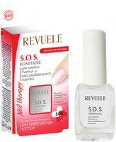 """Средство для укрепления ногтей """"Revuele. S.O.S."""" (9 мл)"""