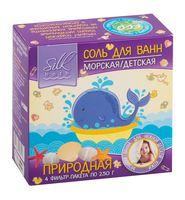 """Соль для ванн детская """"Морская природная"""" (1 кг)"""